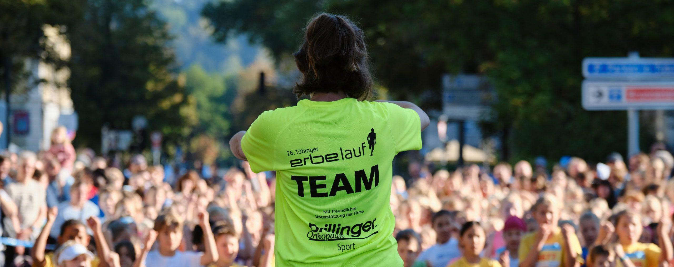 Erbe-Lauf #backontheroad mit Top-Starterfeld